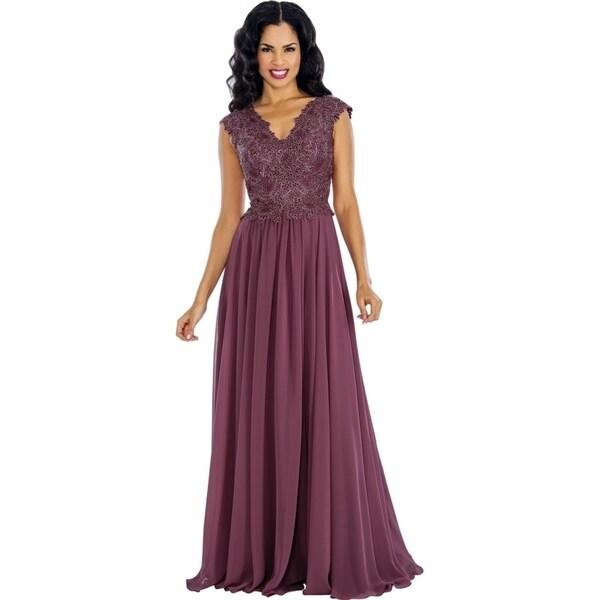 109130a7950a0 Shop Annabelle Women's Evening Maxi Dress - Free Shipping Today ...