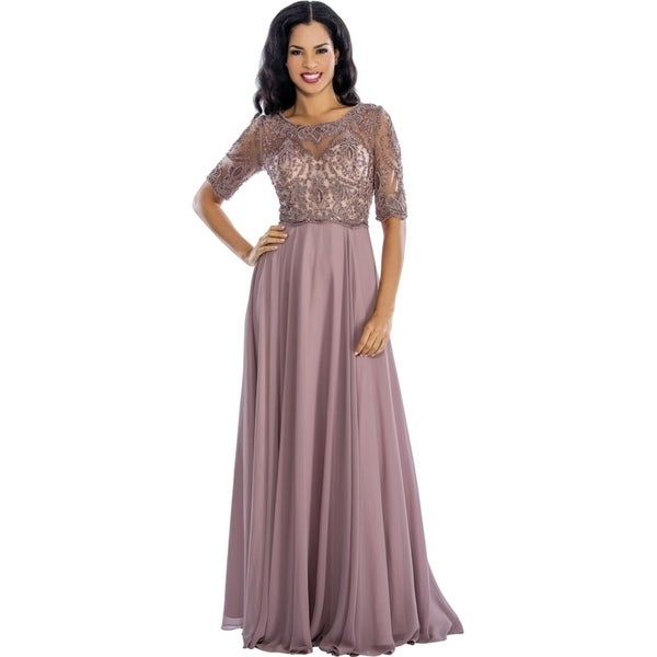 2dbf4270f63 Shop Annabelle Women s Formal Evening Gown - Free Shipping Today ...