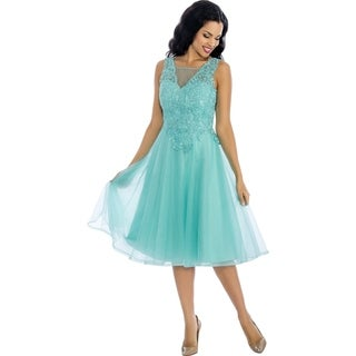 Annabelle Women's Tulle Party Dress