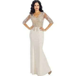 Annabelle Women's Elegant Mother of the Bride Dress