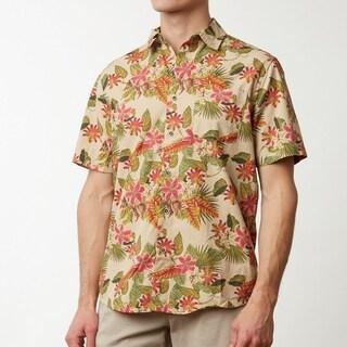 Horticulture Men's Short Sleeve Shirt