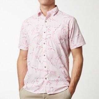 Jumbo Shrimp Men's Short Sleeve Shirt