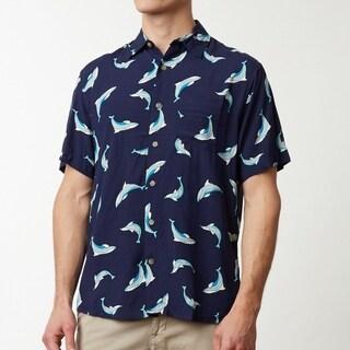 Great Blue Men's Short Sleeve Shirt