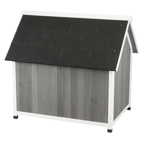 natura Barn Style Dog House (L/XL)