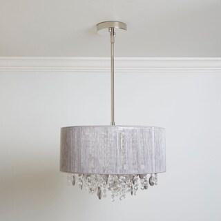 Serra String Beaded Pendant Light