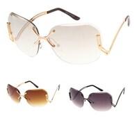 77a3c9cbbd5 Shop Jolie Rose Oversize Women Butterfly Frame Sunglasses Model 144 ...