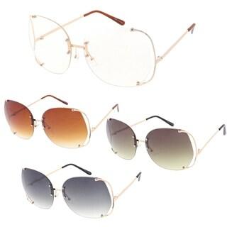 "MLC Heritage Modern ""Transcendence"" Wired Frame Sunglasses"