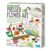 4M Green Creativity Pressed Flower Art Kit
