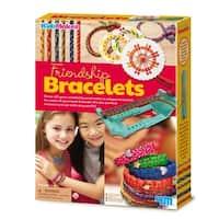 4M KidzMaker Friendship Bracelet Kit