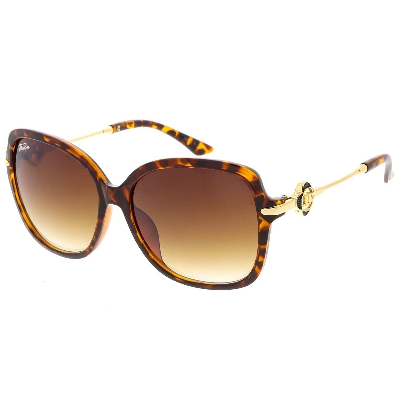 ee033af731f Details about Jolie Rose Oversize Women Butterfly Frame Sunglasses Model 144