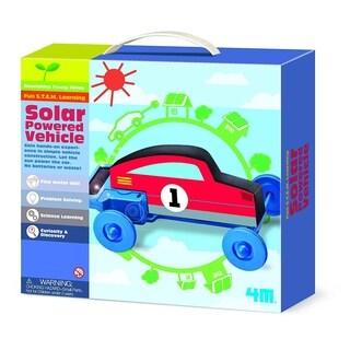 4M Solar Powered Vehicle