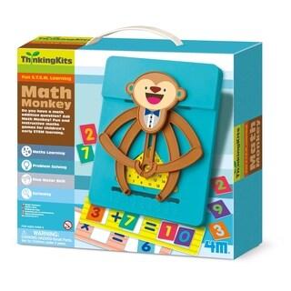 4M ThinkingKits Math Monkey Calculator