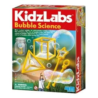 4M KidzLabs Bubble Science Kit