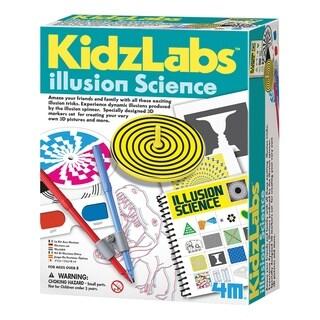 4M KidzLabs Illusion Science Kit