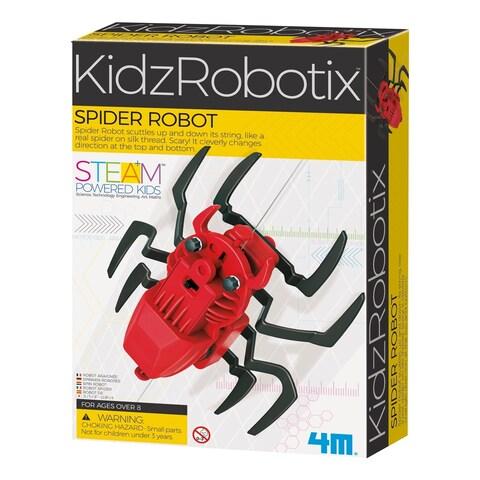 4M KidzRobotix Spider Robot Kit - STEAM Powered Kids