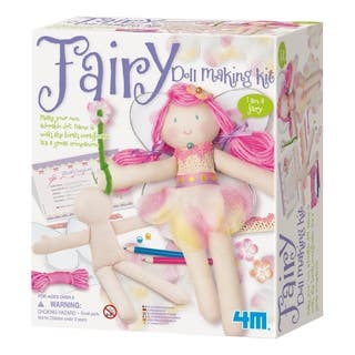 4M Fairy Doll Making Kit