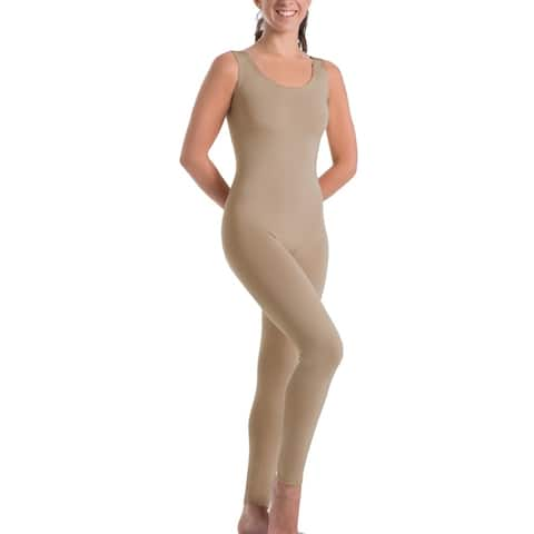 Body Wrappers Womens TANK UNITARD (MT0272)