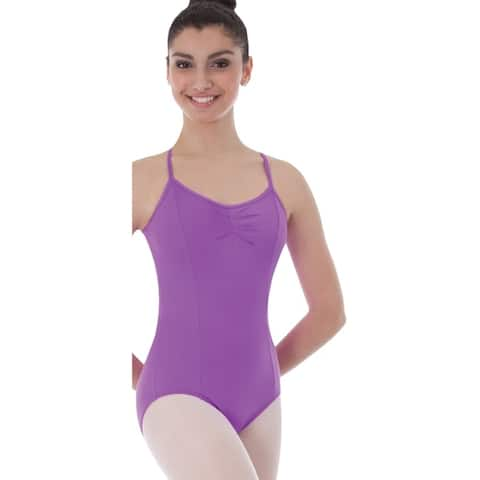 Body Wrappers Womens Camisole Princess Seam Ballet Leotard (BWP225)