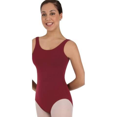 Body Wrappers Womens Classwear Tank Ballet Cut Leotard (BWC315)