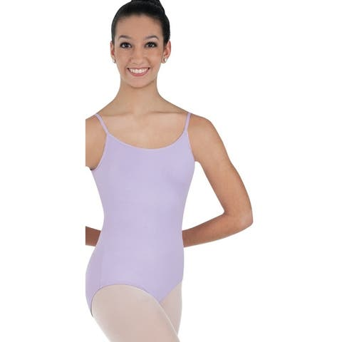Body Wrappers Womens BW ProWEAR? Camisole Ballet Cut Leotard (BWP224)