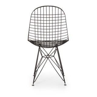 M37 Modern Wire Chair, Set Of Two