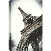 ArtMaison Canada 'Eiffel Tower II' Gallery Wrapped Canvas Print Wall Art