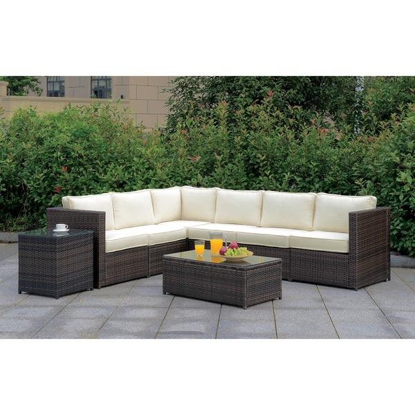 Shop Furniture Of America Villa VIII Modular Outdoor