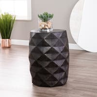 Holly & Martin Colaba Solid Wood Accent Table/Stool