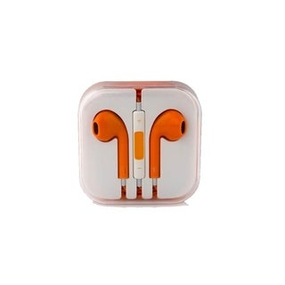 F.S.D iPhone Headphones with Remote & Mic