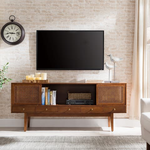 Holly & Martin Simms Midcentury Modern Media Console