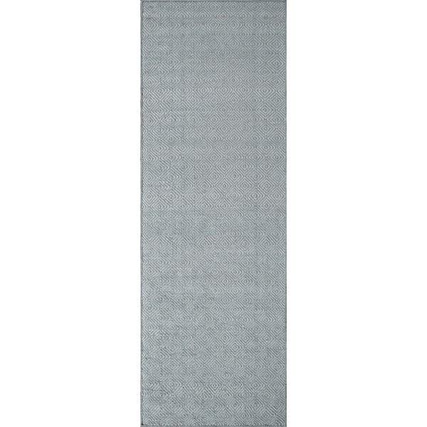Shop Cypress Light Grey Area Rug 2 3 X 6 7 Overstock 22676682