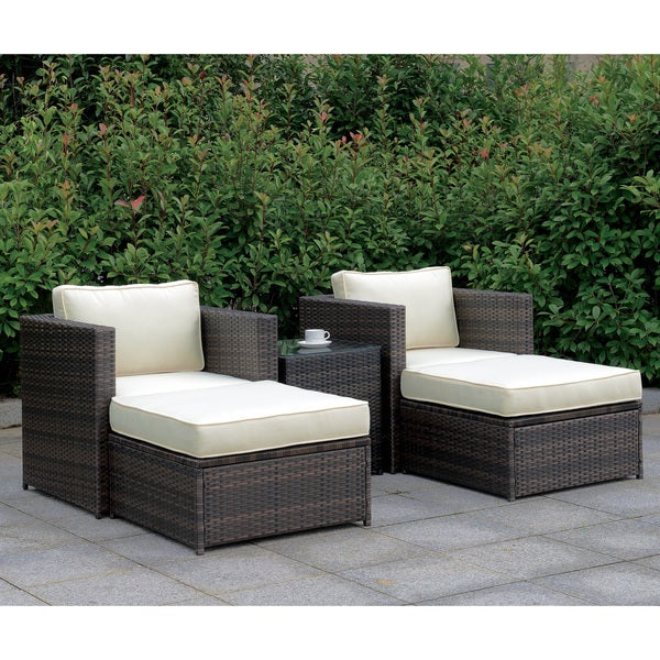 American Made Patio Furniture On Sale: Shop Furniture Of America Villa XII Weather Resistant
