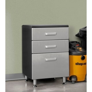 Tuff Stor Model 24203 Three Drawer Base Cabinet for Garage