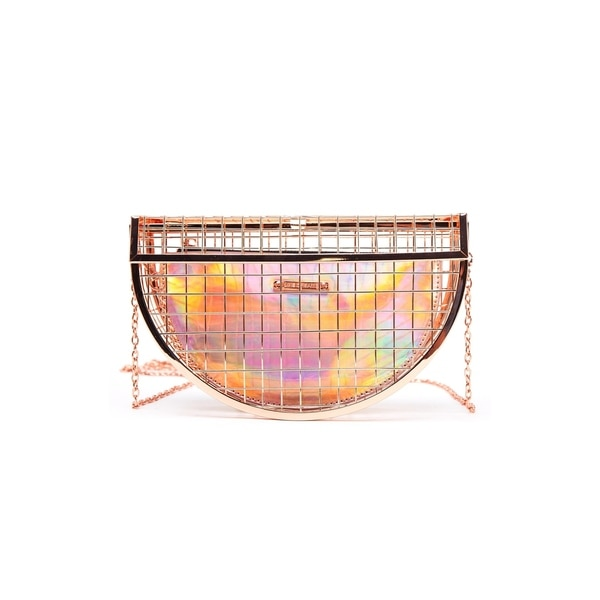 Like Dreams Cage Box Clutch