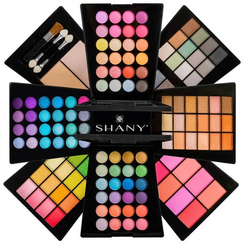 SHANY Beauty Cliche Expanding Makeup Set for Eyes and Face