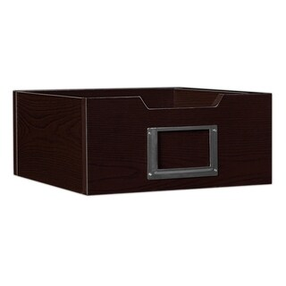 Niche Cubo Wood Storage Bins