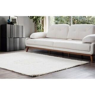 Perla Furniture 5X7 Area Rug – Shag Rug, Shaggy Area Rugs 5X7