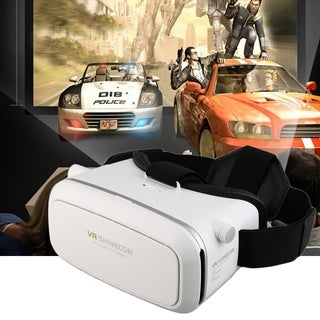 Enhanced 3D HeadMount VR Glasses Immersive Virtual Reality Helmet Head Mount