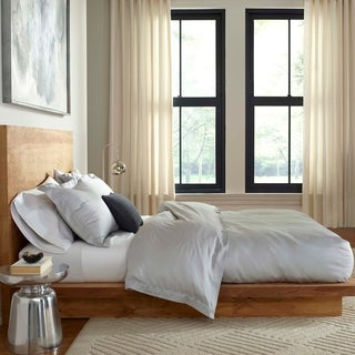 FlatIron Duvet Cover with TENCEL Lyocell