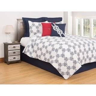 Skipper Nautical Quilt Set
