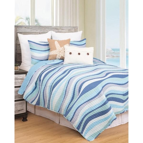 Jacques Coastal Quilt Set