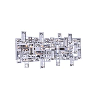 Link to Silver Orchid Bunny 4-light Wall Sconce with Chrome Finish (As Is Item) Similar Items in As Is