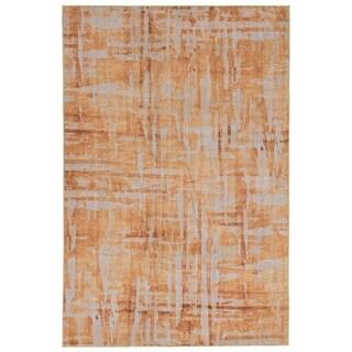 Liora Manne Grid Outdoor Rug (1'11 x 7'6) - 1'11 x 7'6