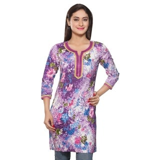 Handmade In-Sattva Women's Kurta Tunic