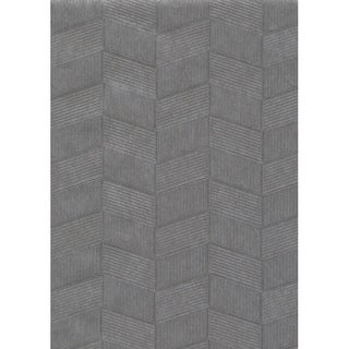 Clermont Chevron Weave Wallpaper 20.8 In. x 32.8 Ft. = 56.9 Sq.Ft