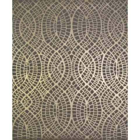 Cooper Tortoise Wallpaper 20.8 In. x 32.8 Ft. = 56.9 Sq. Ft.