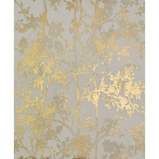 Link to Cooper Shimmering Foliage Wallpaper 20.8 in x 32.8 Ft - 20.8 In. x 32.8 Ft. = 56.9 Sq. Ft. Similar Items in Wall Coverings