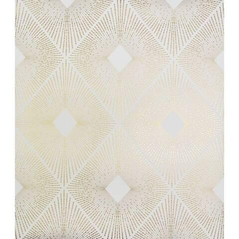 Cooper Harlowe Wallpaper 20.8 In. x 32.8 Ft. = 56.9 Sq. Ft. - 20.8 In. x 32.8 Ft. = 56.9 Sq. Ft.