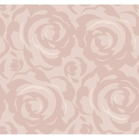 Crestview Lavish Wallpaper 27 In. x 27 Ft. = 60.75 Sq.Ft