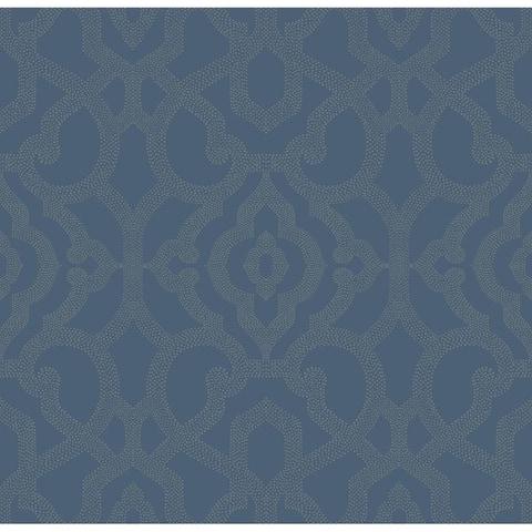 Leesburg Allure Wallpaper 27 In. x 27 Ft. = 60.75 Sq.Ft. - 27 In. x 27 Ft. = 60.75 Sq.Ft.